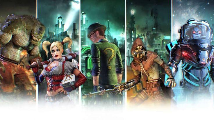 BATMAN׃ Arkham Underworld gameplay Trailer