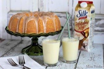 Eggnog Bundt Cake Recipe   A Non-Dairy Holiday Dessert   Mom Foodie – Blommi