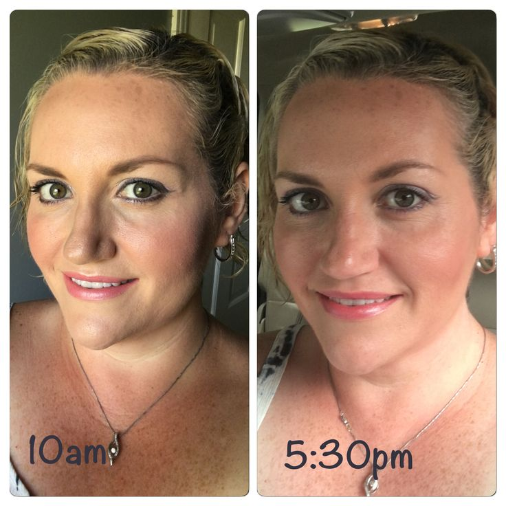 I love acti-labs had foundation!  I wore it all day, not touch ups, only oil blotted a couple times, and it still looks pretty great 😊
