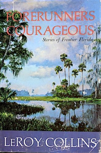 A-E-034-Beanie-034-BACKUS-HIGHWAYMEN-Book-Signed-by-Florida-Gov-LEROY-COLLINS