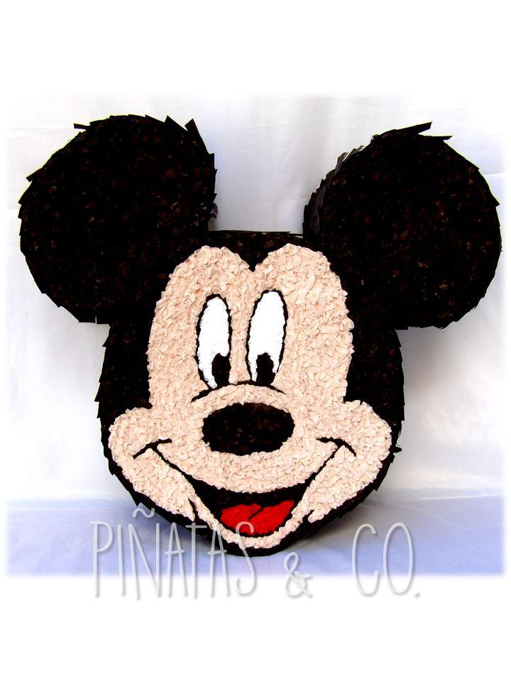 Piñata Mickey Mouse // Mickey Mouse Pinata