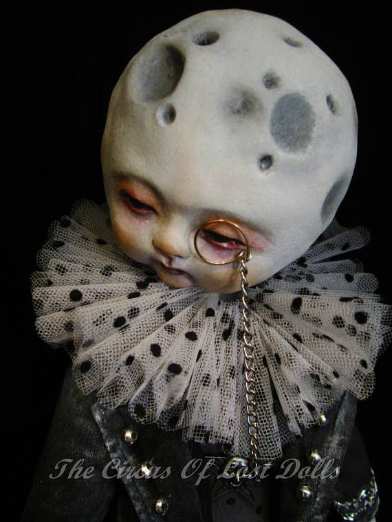 The Moon Art Dolls