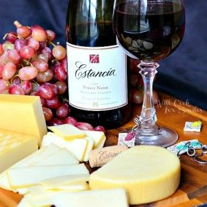 wine party appetizers | Pairing Wine and Cheese 5 from willcookforsmiles.com