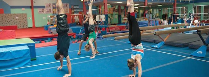 Chelsea Piers Gymnastics Adult Gymnastics program in New York City and offers classes for all levels, from beginners to elite gymnasts.