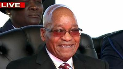 President Jacob Zuma has been sworn into office for a second term. He took the Oath of Office before signing the swearing-in certificate at the Union Buildings in Pretoria on Saturday.  Zuma was sworn in by Chief Justice Mogoeng Mogoeng.