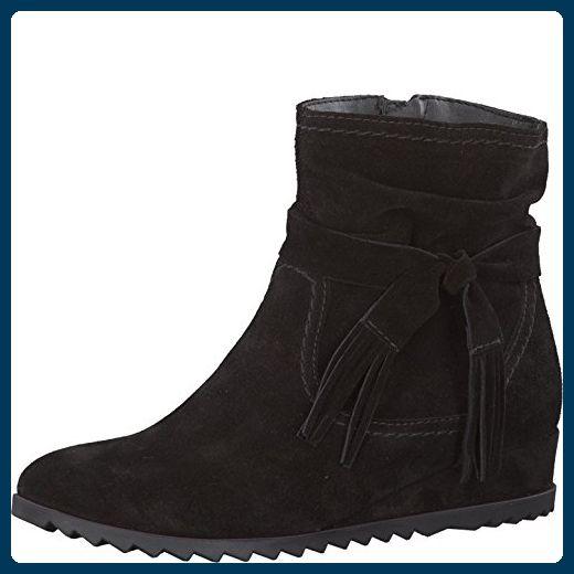 Tamaris Damenschuhe 1-1-25099-29 Damen Stiefel, Boots, Damen Stiefeletten, Herbstschuhe & Winterschuhe für modebewusste Frau schwarz (BLACK), EU 39 - Stiefel für frauen (*Partner-Link)