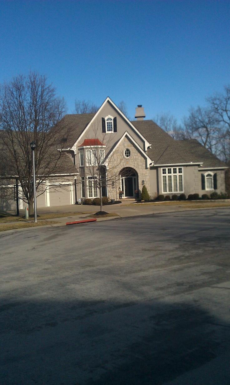 White Brick House Exterior Colors
