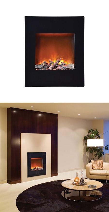 Amantii Zero Clearance Electric Fireplace