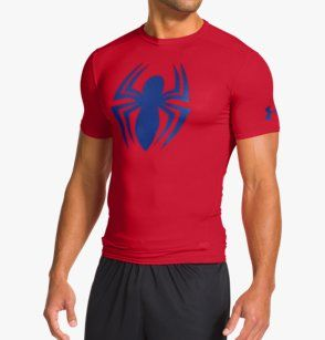 T-shirt de compression Under Armour® Transform Yourself pour homme