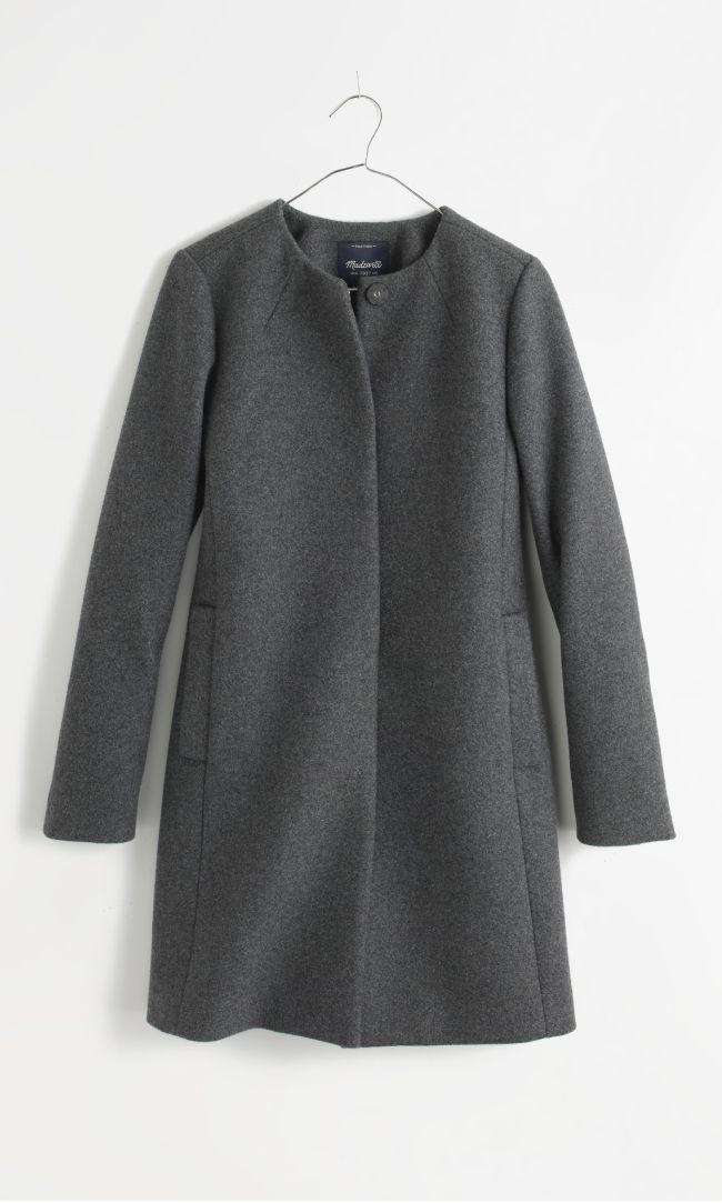 Madewell Curator coat.: