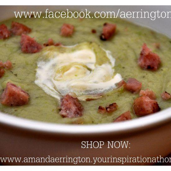 Potato+and+Leek+Soup