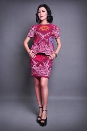 20213 Mejiley peplum dress http://tokofbku.co/12YIJ8q