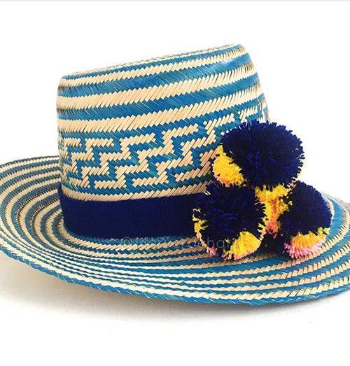 WAYUU Hat Acqua