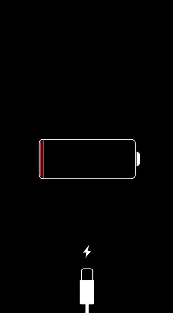 What You Need to Do If You See a Red iPhone Battery Icon