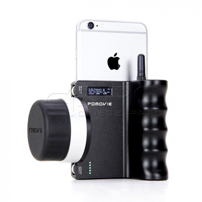 PDMOVIE PD3-P3 Remote Air Pro iOS Wireless FIZ Lens Control System (Triple Channel)