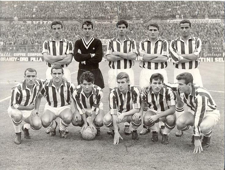 Juve in the 50s.