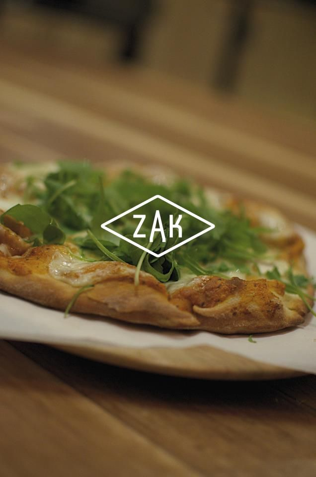 The pizza @ ZAK - bistrot