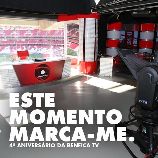 4º Aniversário da Benfica TV