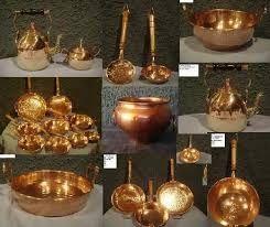 Artesania con cobre chileno