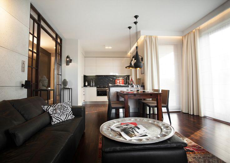 Apartament Gdańsk | Fabryka wnętrz