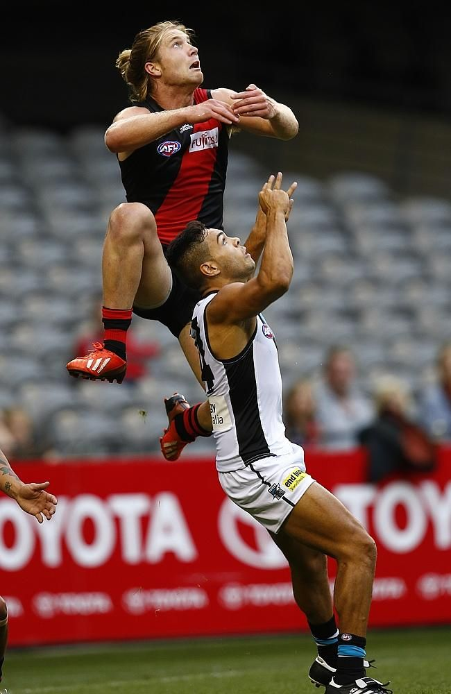 Essendon Bombers AFL let's hope Ariel Steinberg has a great season this year.