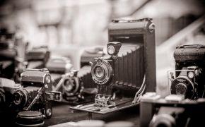 Винтажные фотоаппараты