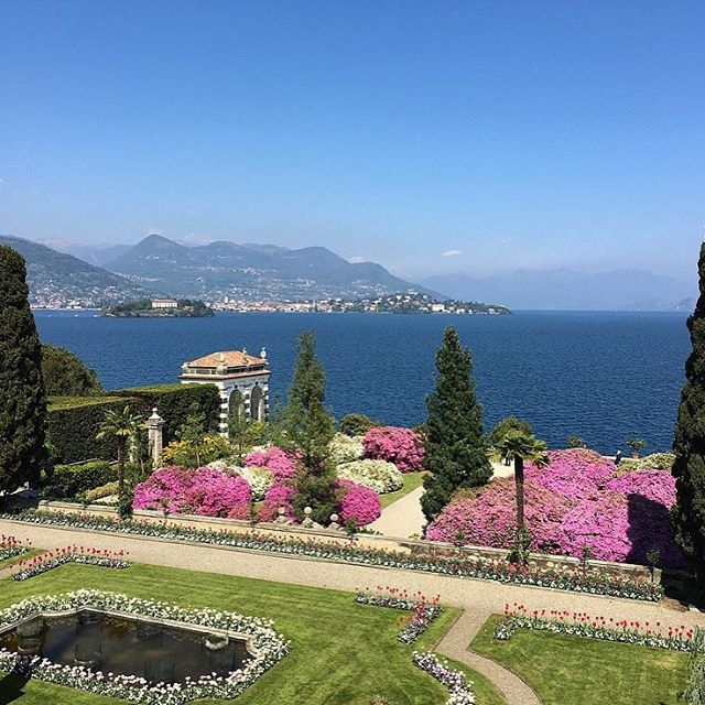 L'Isola Bella, Italy