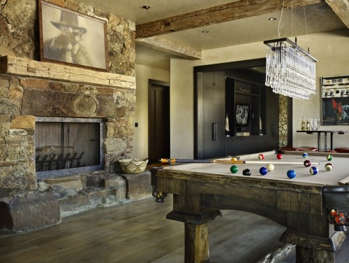 Man Cave With Fireplace : Best images about manly man cave ideas on pinterest