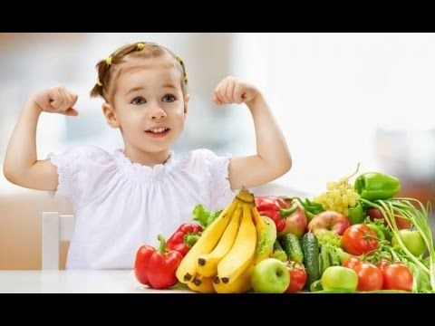 Çocukları zeka ve beden gelişimleri için nasıl beslemeliyiz? - İbrahim S...