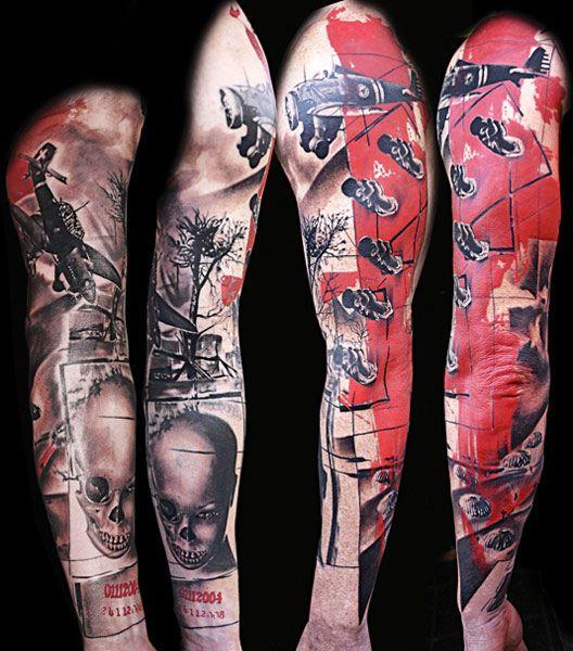 Tattoo Artist - Buena Vista Tattoo - www.worldtattoogallery.com/sleeve_tattoos