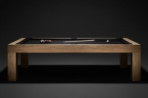 Table de billard convertible par James Perse | Baxtton
