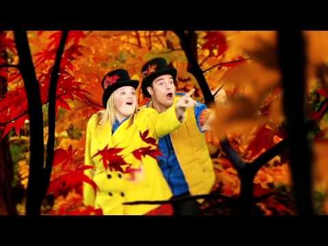 Chanson : L'automne est arrivé - YouTube