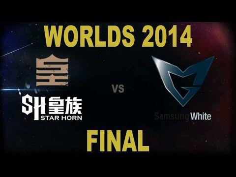 Samsung Galaxy White gana el campeonato mundial de League of Legends - http://yosoyungamer.com/2014/10/samsung-galaxy-white-gana-el-campeonato-mundial-de-league-of-legends/