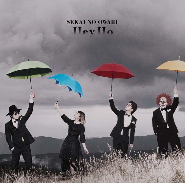 SEKAI NO OWARI Hey Ho Cover