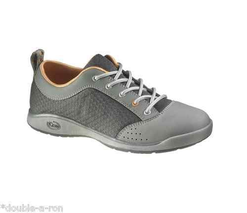 NEW #Women's #Chaco Pivotrock #Gunmetal #Grey #Shoe #Laces On Sale #Recycled #EcoTread  $66.93