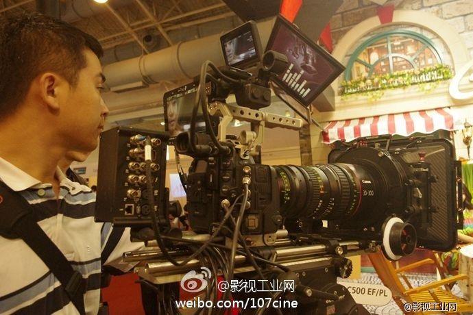 Canon #c500