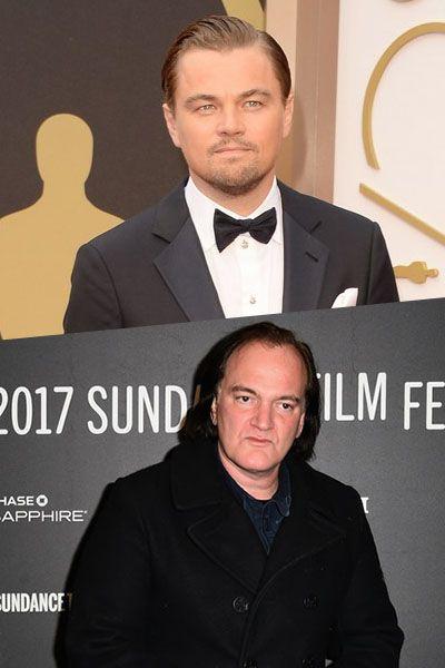 Leonardo DiCaprio is To Star in Quentin Tarantino's New