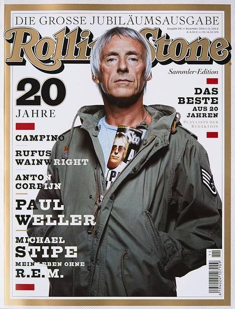 (1) Paul Weller News