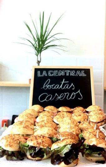 La Central, bocadillos gourmet en Sevilla | DolceCity.com