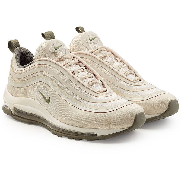 Nike Air Max 97 Ultra 17 Sneakers 210 Liked On Polyvore Featuring Men S Fashion Men S Shoes Men S Sneak Beige Nike Shoes Nike Air Max Mens Fashion Nike