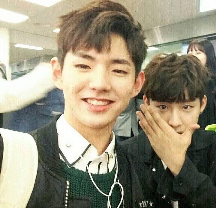 Kim Dongbin & Park Woojin