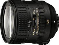Nikon - AF-S NIKKOR 24-85mm f/3.5-4.5G ED VR Standard Zoom Lens - Black, 2204