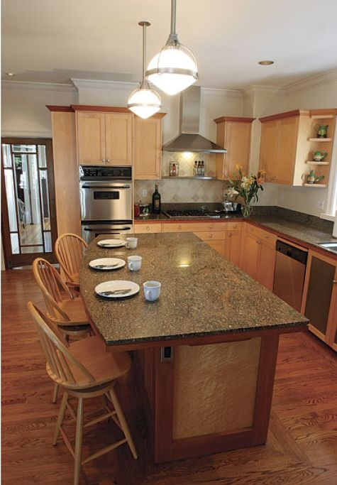 ... countertop material will fall out of style decorating ideas