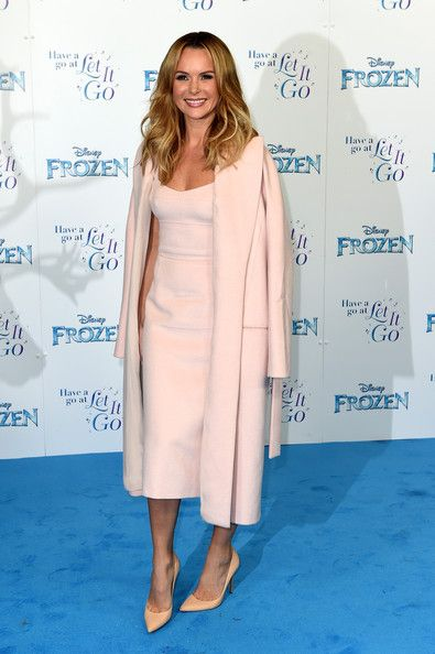 Amanda Holden Photos - 'Frozen' Celebrity Sing-Along - Zimbio