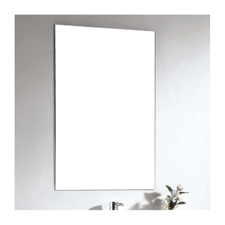 Brizendine Modern & Contemporary Frameless Mirror & Reviews   AllModern