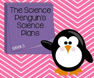 The Science Penguin's Science Plans: Properties of Water and Starting Mixtures