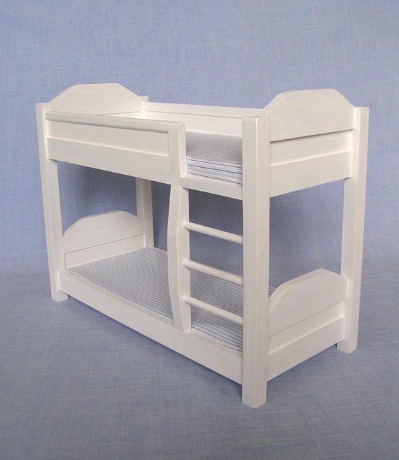 les 25 meilleures id es de la cat gorie lits superpos s de poup e sur pinterest lits de fille. Black Bedroom Furniture Sets. Home Design Ideas