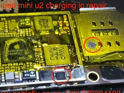 ipad mini u2 charging ic repair hamilton if your ipad failed to charge and gone dead. Most probably charging ic on your ipad mini need to replace. bring it to applefix at 85/a victoria street hamilton or read further here http://www.applefix.co.nz/blog/ipad-mini-u2-charging-ic-repair/