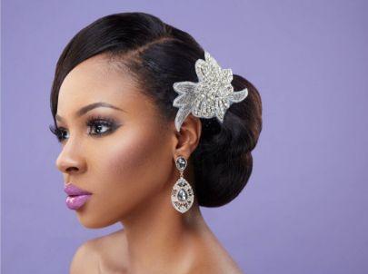 Nice Top 10 Astonishing Wedding Hairstyles For Black Women