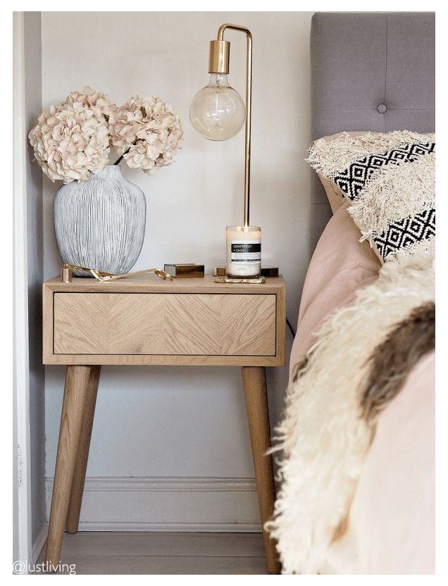 Pin By Josephine Gamboa On Bedroom In 2020 Side Table Decor Bedroom Side Table Decor Side Table Decor Living Room